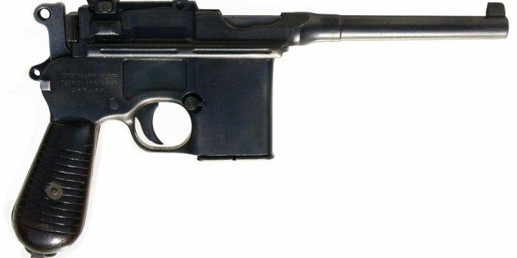 Ww2 pistols Gallery