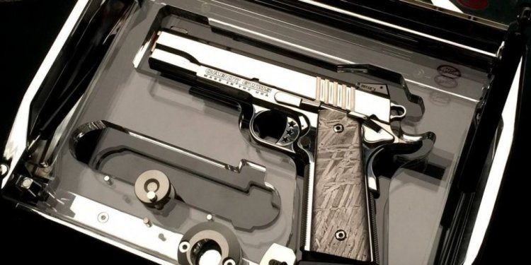 You Can Now Buy Guns Made of