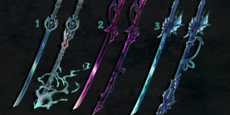 Weapons Swords