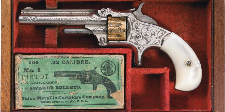 Antique Western Guns