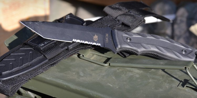 Gerber Fixed Blade Tactical Knives