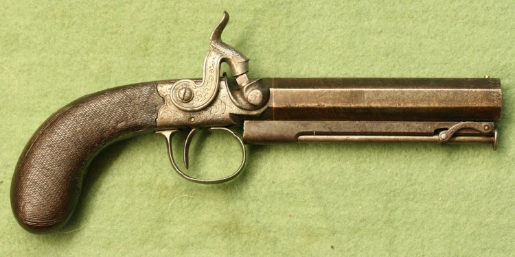 Antique Gun list