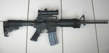Ar15 A3 Tactical Carbine Pic1