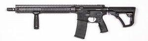 Daniel Defense DDM4v9 ar-15 rifle left side