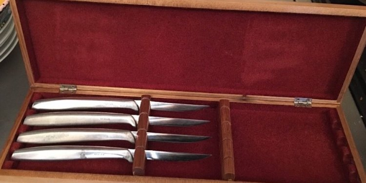 Gerber miming Steak Knives
