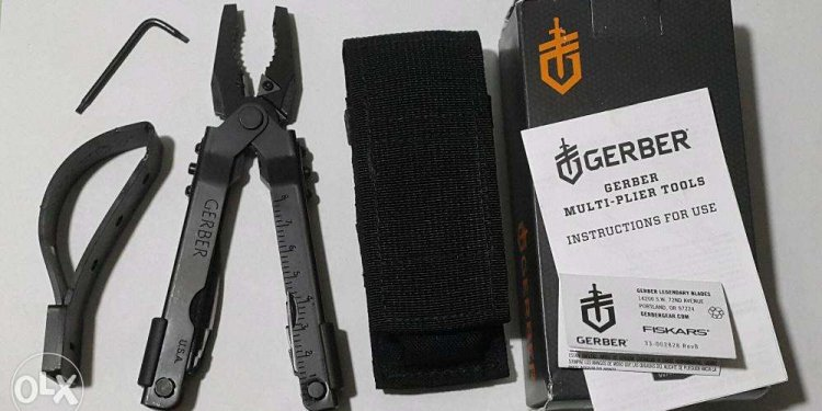 Multi Tools made in USA