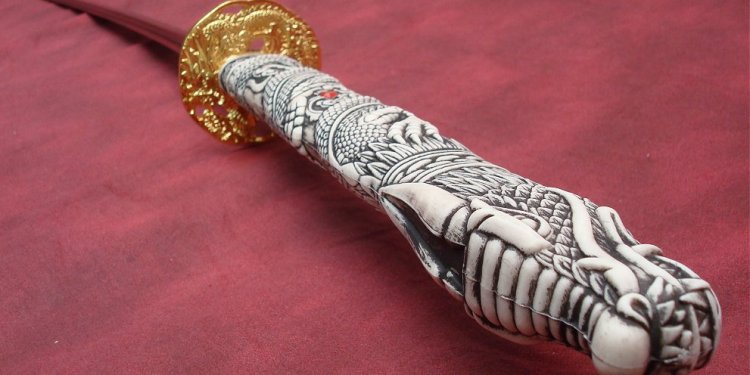 Dragon Katana Sword