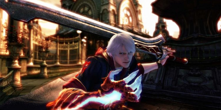 DMC Swords