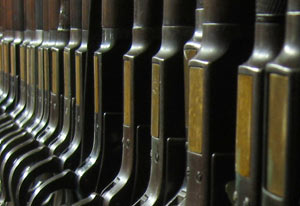 Leroy Merz Antique Firearms stocks more old Winchester Rifles than anyone else.