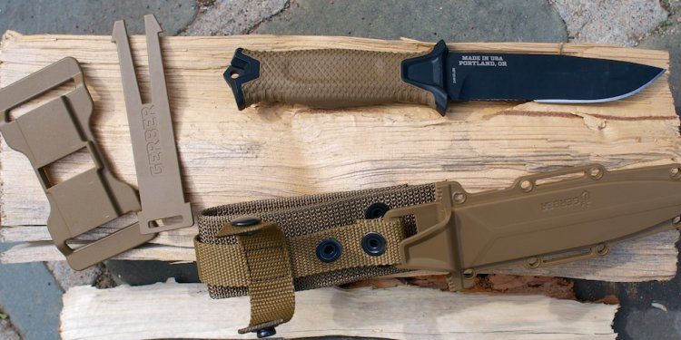 Gerber Gear Knives