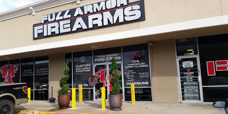 Firearms Houston TX