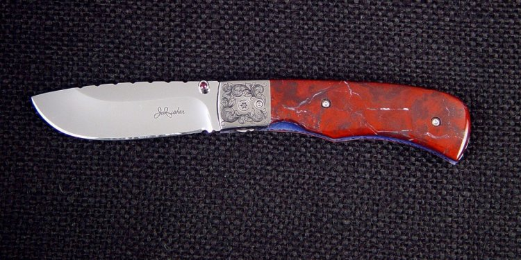 Engraved Case Pocket Knife