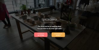 shopify wholesale web design: teroforma