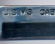 Case knife markings