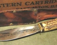 Old Case hunting Knives