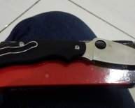 Spyderco made in China