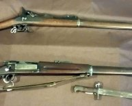 Used Military rifles