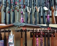 Used Military surplus rifles