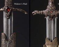 Valyrian steel weapons