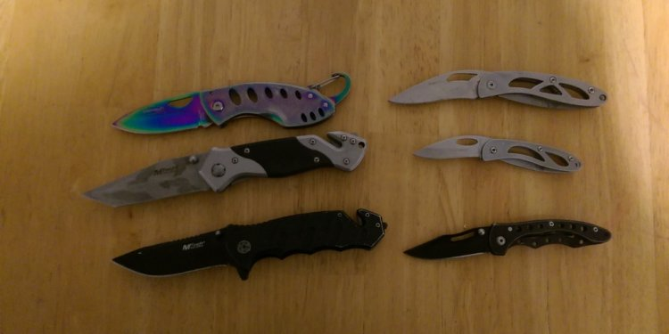 Are Smith and Wesson Knives good